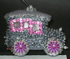 Car Kit Makes 1 Ornament Bead Sequin Christmas Blue Green Purple New