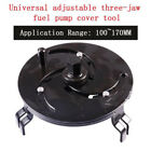 Portable Car Fuel Pump Lid Tank Cover Remove Spanner Wrench Hand Tool Universal
