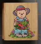 Teddy Bear Theme Rubber Stamps You Pick Vintage Hero Arts For Teachers Etc