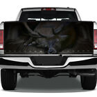 Dead Deer Buck Hunter Hunting Graphic Tailgate Graphic Decal Truck Pickup Wrap