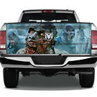 Zombies Walking Dead Undead Graphic Wrap Tailgate Graphic Decal Truck Pickup