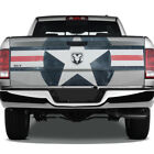 Painted Air Force Plane Graphic Wrap Tailgate Graphic Decal Truck Pickup Cast