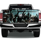 Zombies Walking Dead Reaching Graphic Wrap Tailgate Graphic Decal Truck Pickup