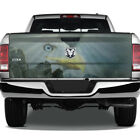 Bald Eagle Mountain American Graphic Wrap Tailgate Graphic Decal Truck Pickup