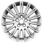 03958 Factory Oem 17x7.5 Alloy Wheel 2013-2016 Ford Fusion Silver Painted
