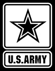 Us Army Vinyl Decal Bumper Sticker Truck Car Windows Outdoors Toolbox Etc