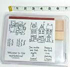 Stampin Up Sets Unmounted Unused Retired Wood Block You Pick One Set Group A2
