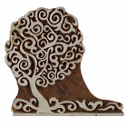 Wooden Printing Block Wooden Textile Stamp Tree Clay Craft Tattoo Potter Fabric