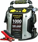 Battery Jump Starter Air Compressor Peak Portable Car Charger Booster New