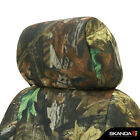 Realtree Advantage Timber Tailored Seat Covers For Jeep Wrangler - Made To Order
