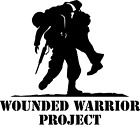 Wounded Warrior Project Window Decalsticker Veterans Military Car Truck