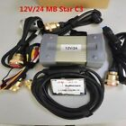 12v24v Mb Star C3 Mercedes-benz Diagnostic Tool With Hdd2 Full Set With 5 Cable