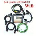 Full Chip Mb Star C4 Car Scanner Diagnostic Tool Sd Connect Full Software Systm