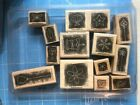 Retired Wood Stampin Up Stamp Sets - Big Selection - You Choose New And Used