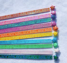 Pearl Shiny Lucky Star Folding Origami Paper Us Seller