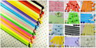Bright Pure Color Double Sided Lucky Star Folding Origami Paper