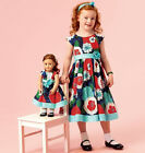 Sewing Pattern Make Matching Dress For Girldoll Fits American Girl Isabelle