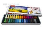Inscribe Mungyo Artists Soft Pastels Box Set - 24 32 48 Or 64 Colours