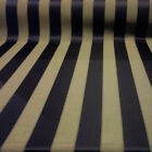 Damask Jacquard Brocade Striped Fabric 118 By The Yard Many Colors