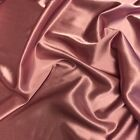 Crepe Back Satin Bridal Fabric Drapery Soft 60 Inches By The Yard Crepeback