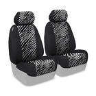 Coverking Designer Print Custom Fit Front Seat Covers For Chevy Silverado