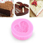 Soap Mold Silicone Cookie Baking Cake Candle Ice Mould Craft Diy Making Homemade