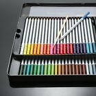 Water Soluble Sketching Drawing Pencils 24364872 Colors Metal Box W 1pc Brush