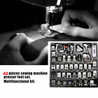 Pro 4232pcs Sewing Machine Presser Foot Feet For Brother Singer Toyota Janome