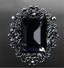 Large Sapphire Jewelry Diamond Large Metal Buttons