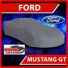 Ford Mustang Gt Car Cover - Ultimate Full Custom-fit All Weather Protection