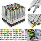 243672 Colors Dual Headed Artist Sketch Copic Markers Pen Set For Animation