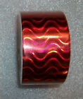 Duct Tape Holographic Metallic Printed Decorative 1.89 In X 15 Ft Choose