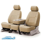 Synthetic Leather Coverking Custom Seat Covers For Honda Pilot