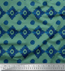 Soimoi Fabric Aztec Geometric Printed Craft Fabric By The Yard - Gmd-608a