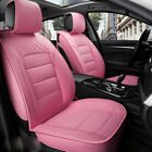 Full Set Car Seat Cover 5-seats Pu Leather Kit Car Suv Interior Accessories