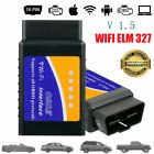 Elm327 Obd2 Car Wifi Code Reader Diagnostic Scanner For Samsung Htc Android Pc