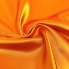 Stretch Charmeuse Satin Polyester Fabric For Wedding Dress By The Yard