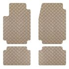 Flexomats All Weather Rubber Car Floor Mats For Toyota 2009-2012 Venza