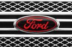 New Fits Various Ford Models Blackred Logo Overlay Decal Rear Read The Ad
