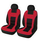 Pair Universal Car Front Bucket Seat Cover Protector Fit Most Car Truck Suv Van