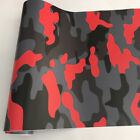 Vinyl Film Wrapping For Motorcycle Scooter Car Sticker Wrap Camouflage Films New