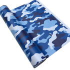 12x60 Roll Camo Camouflage Car Vinyl Film Wrap Decal Sticker Waterproof 6 Color