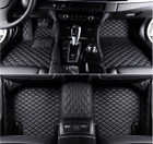 For Nissan Altima Coupe Custom Luxurious Waterproof All-weather Car Floor Mats