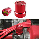 1x Red Vtec Solenoid Value Cover Cap For Honda Civic S2000 B D H-series Engine
