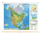 Nystrom Land Cover North America Map