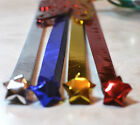 Metallic Shiny Lucky Star Folding Origami Paperchoose Color Us Seller