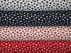 Calico Star Fabric Scattered Star Fabric Americana Fabric Cotton Fabric