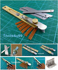 4 Kinds Leather Craft Lacing Lace Maker Design Punch Strip Cutter Knife Tool New