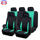 11x Universal Seat Covers 3 Colors - Protectors Polyester Fit Car Truck Suv Van