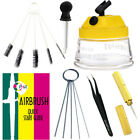 Ophir Airbrush Cleaning Kit Cleaning Tools Set Cleaning Potbrushneedledropper